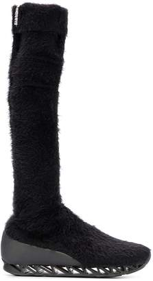 Bernhard Willhelm x Camper Together Himalayan sock boots