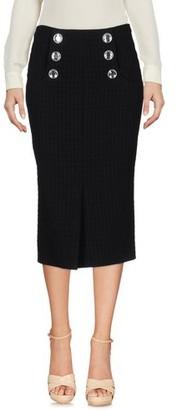 Moschino Cheap & Chic MOSCHINO CHEAP AND CHIC 3/4 length skirt