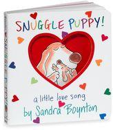 Bed Bath & Beyond Snuggle Puppy Board Book by Sandra Boynton
