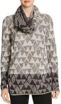 Nic+Zoe Starstruck Sweater & Scarf