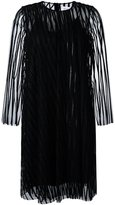 Gianluca Capannolo glitter jacquard dress - women - Silk/Nylon/Polyester/Viscose - 44