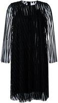 Gianluca Capannolo glitter jacquard dress - women - Viscose/Polyester/Nylon/Silk - 44