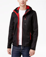 Superdry Men's Windtrekker Soft-Shell Hooded Coat