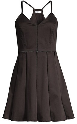 Parker Juliet Seamed A-Line Dress