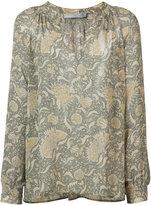 Vince floral print blouse - women - Silk - XS