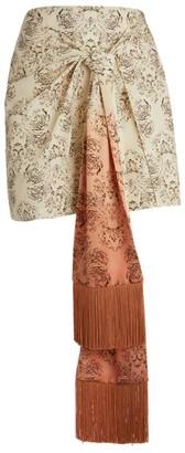 Mother of Pearl Carrie Tassel Skirt