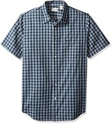 Dockers Short Sleeve Button-Front Shirt