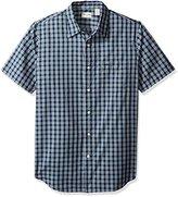 Dockers Short Sleeve Button Front Woven Shirt