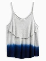 Splendid Girl Dip Dye Tank Top