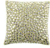 Aviva Stanoff Jewel Bed Cushion 25x25cm - Sage