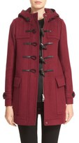 Burberry 'Baysbrooke' Wool Duffle Coat