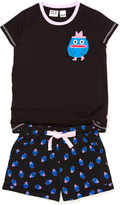Peter Alexander peteralexander Girls Monster Pj Set