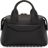 Alexander Wang Black Small Rogue Satchel