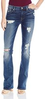 7 For All Mankind Women's Bootcut with Destroy in 2