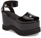 Jeffrey Campbell Women's Latitude Platform Sandal