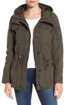 Levi's Women's Cotton Twill Utility Jacket