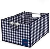 The Camouflage Company Gingham Blue Pattern Big Foldaway Box
