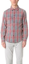 Current/Elliott Classic Fit 2 Pocket Shirt