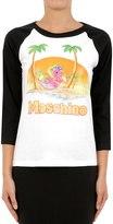 Moschino Little Pony Printed Cotton T-Shirt