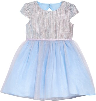 Little Angels Shimmer Party Dress