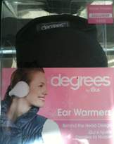 180s 180 Fleece Wrap Around Headphone Earmuffs