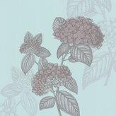 Fornasetti Ortensia Wallpaper - 77/10038