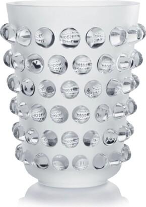 Lalique Mossi Extra Large Vase (31Cm)