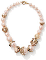 New York & Co. Eva Mendes Collection - Faux-Pearl Necklace