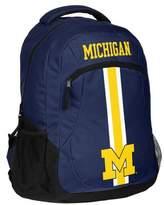 NCAA Action Stripe Logo Backpack