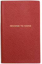 Smythson Second To None notebook