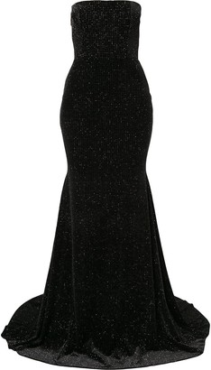 Alex Perry Ashley gown