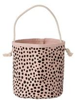 ferm LIVING Mini Rose Pink Billy Basket