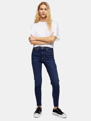 Topshop 30' Jamie Jeans - Indigo