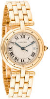 Cartier Vendome Panthere Watch