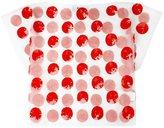 MSGM sequin embellished dot T-shirt - women - Polyamide - 38
