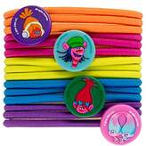 Goody Girls Trolls Braided Hair Elastics with Charms (Pack of 3)