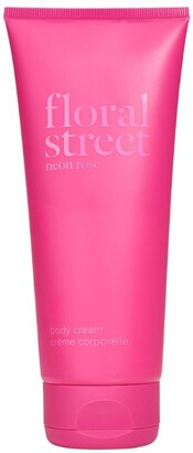 Floral Street Neon Rose Body Cream (200ml)