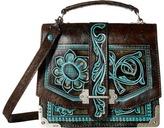 Patricia Nash Stella Flap Shoulder Bag Shoulder Handbags
