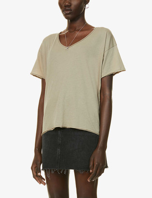 Rag & Bone The Gaia organic-cotton jersey T-shirt