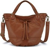 The Sak Mateo Drawstring Shoulder Bag
