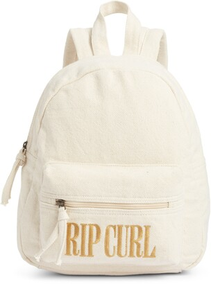 Rip Curl Mini Legacy Canvas Backpack