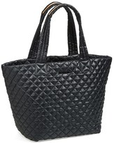 M Z Wallace 'Medium Metro' Quilted Oxford Nylon Tote
