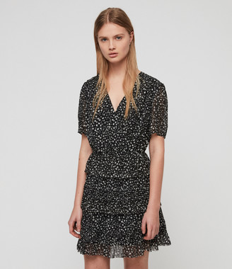 AllSaints Ilia Pippa Dress