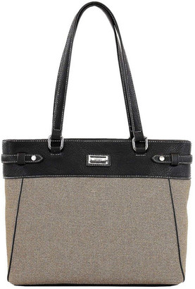 Cellini CSQ287 Veronica Double Handle Tote Bag