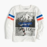 J.Crew Boys' long-sleeve ice hockey T-shirt