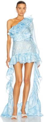 ATOIR for FWRD The Whirlwind Dress in Ocean Paisley | FWRD