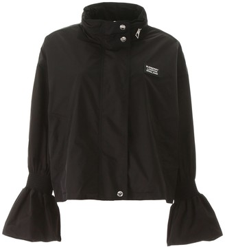 Burberry Nylon Rainproof Jacket