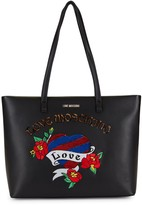 Love Moschino Hearts & Roses Tote