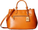 Lauren Ralph Lauren Newbury Sabine Satchel Medium