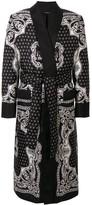 Dolce & Gabbana bandana print robe